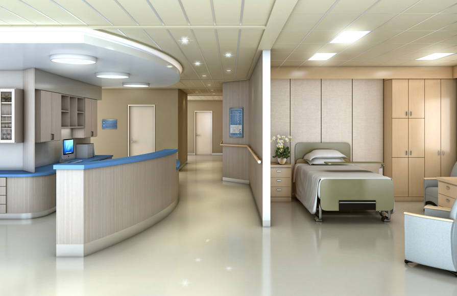 HealthcarePatient-Room