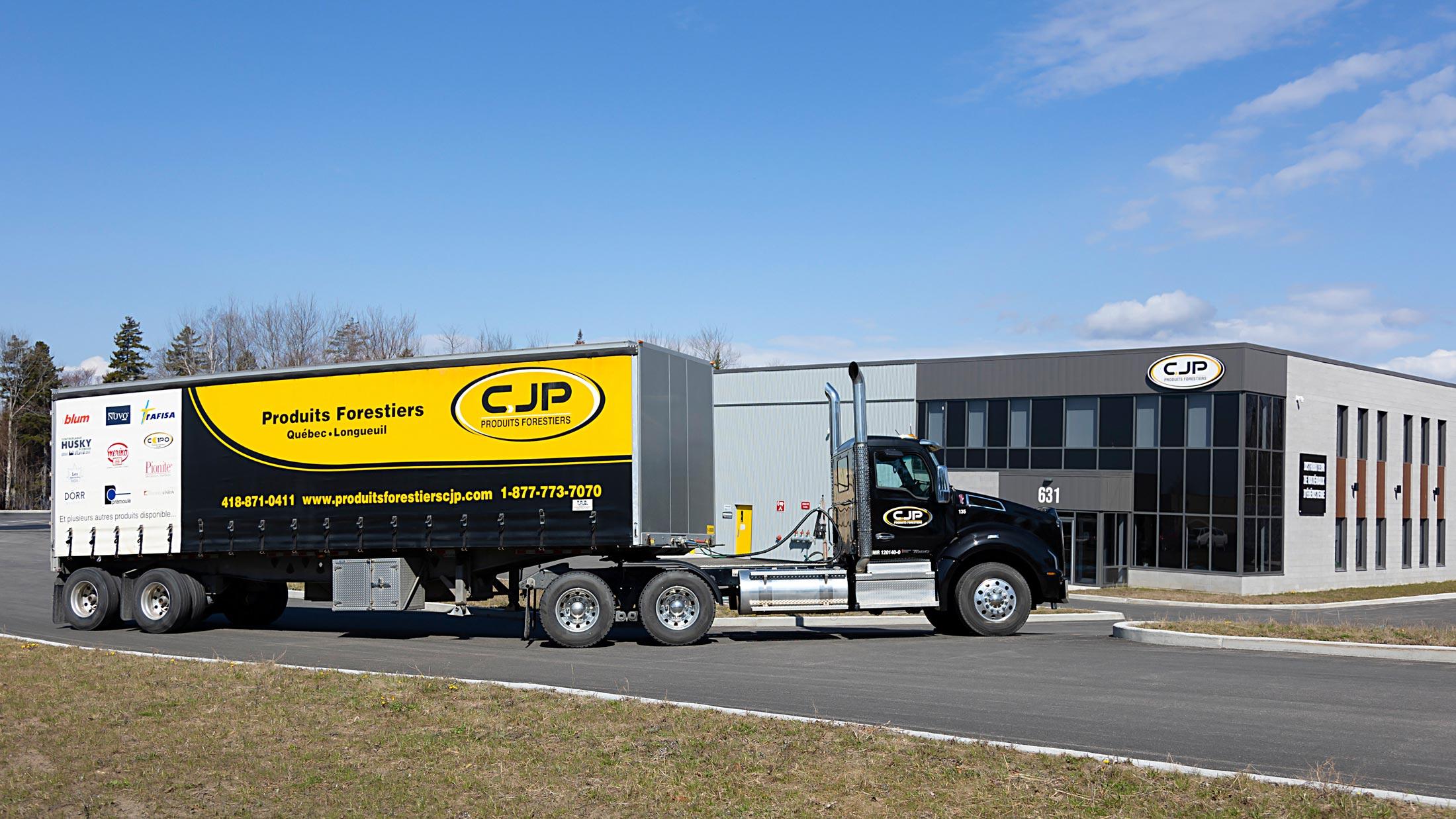 Camion CJP